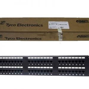 Patch panel 48 port Commscope AMP Cat5e