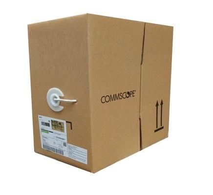 Thùng dây cáp mạng Commscope AMP Cat5e FTP 305m chống nhiễu chính hãng