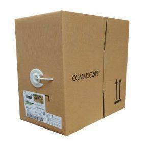 Thùng dây cáp mạng Commscope AMP Cat5e UTP 305m chính hãng