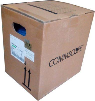 Thùng dây cáp mạng Commscope AMP Cat6 UTP 305m chính hãng